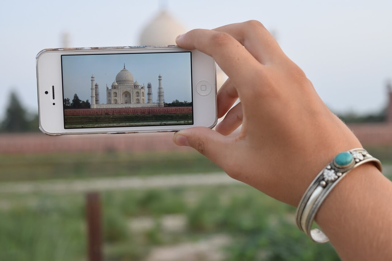 iPhone in India